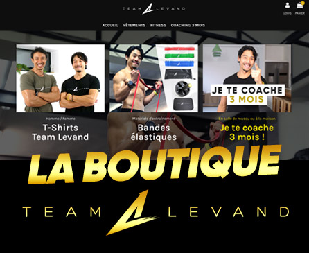Team Levand - La boutique d'Alex Levand