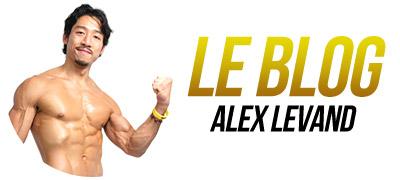 Le blog de musculation d'Alex Levand