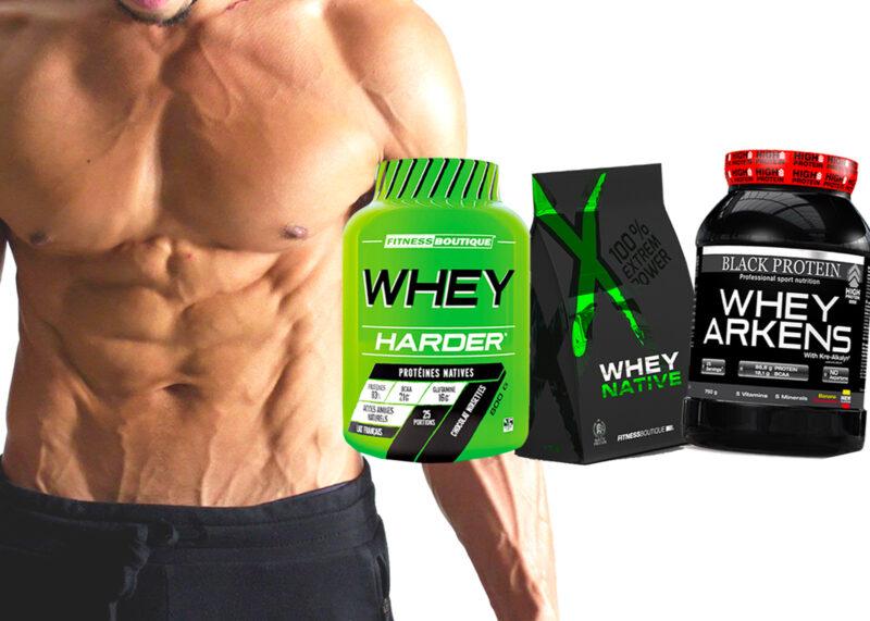 La whey pour prendre du muscle, du dopage ? - L'avis d'un médecin