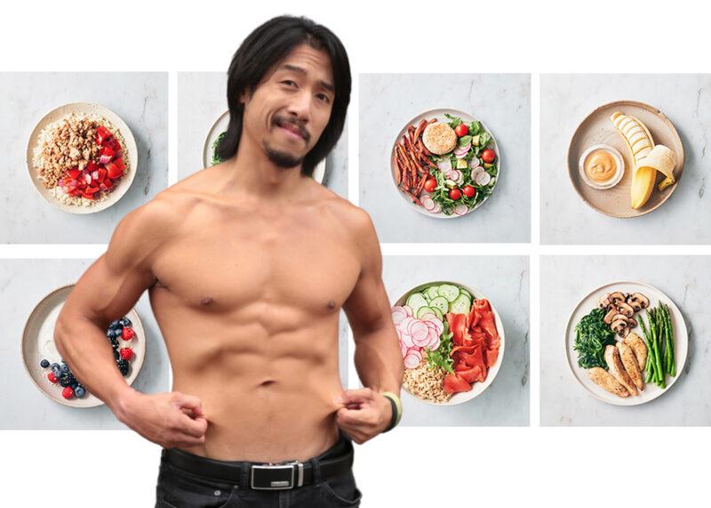 Les aliments qui te font perdre du poids