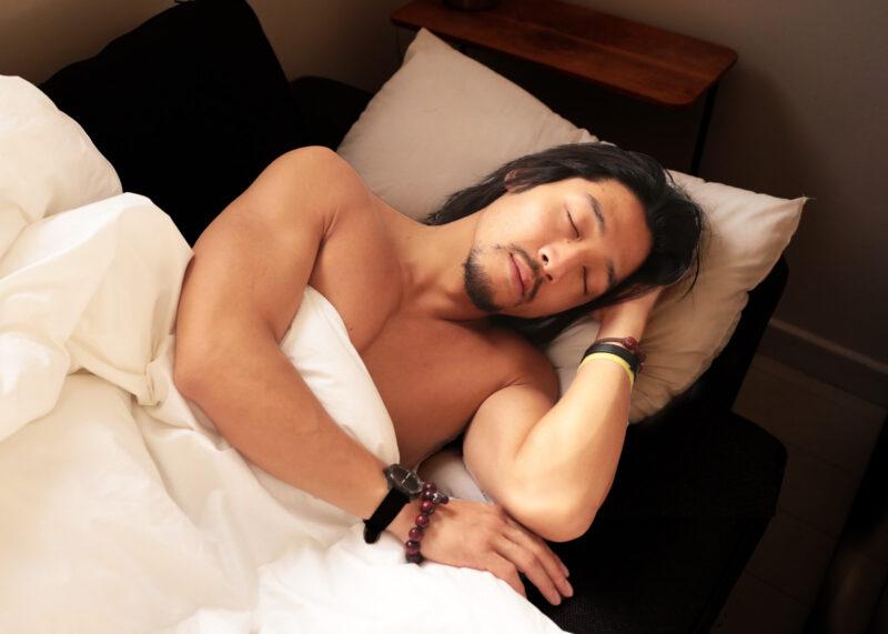 Mon astuce pour perdre du poids : dormir.