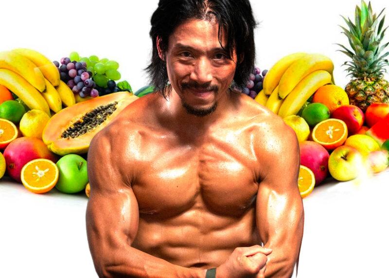 Prendre du MUSCLE avec des FRUITS ? C'est possible !