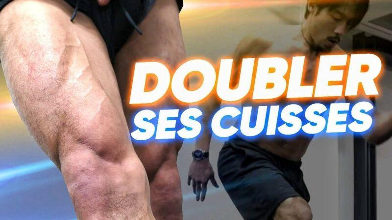 DOUBLER SES CUISSES SANS MATÉRIEL